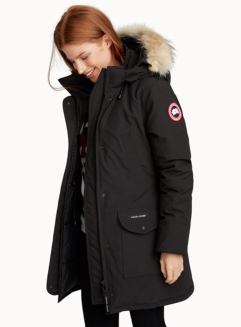 canada goose jacket about